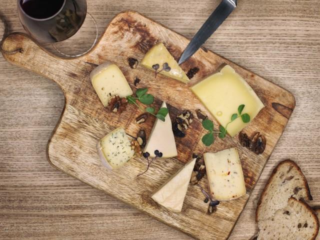 Les Fines Gueules Planchette de fromages